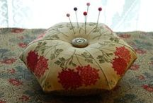 Stick With Me / Pincushions & Needle Cases