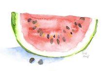 Watermelons / by Karen Herren