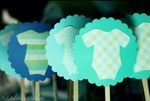 Baby Shower | Costumes & Decor / Decoration ideas for Baby Showers.