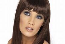 WIGS / At Partyworld we know that a good wig can make all the difference to your costume. Enjoy having fun disguising yourself with our huge range of wigs in different colours and styles. And at partyworld, we've got the lot. From a short wig to a long wig, a blonde wig to a brown wig, a red wig to a black wig, or an Afro wig to a Mohawk wig, they're all here at partyworld fancy dress