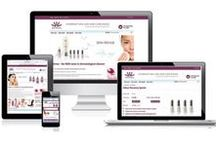 Ecommerce Websites / Our portfolio of ecommerce websites created on behalf of some of our clients.