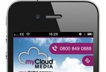 Mobile Websites / Mobile websites created on behalf of some of our clients. Mobile website are compatible with Smartphones and Tablets.