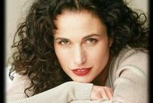 Andie MacDowell / by Audrey46
