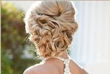 Up Dos & Wedding Hair / Updos, buns, pony tails, & wedding / bridal hair. Want to start your own nail, hair, massage, or skincare studio?  MY SALON Suite® leases upscale, fully-furnished suites where you can own and operate your own hassle-free salon business. www.mysalonsuite.com / by MY SALON Suite®