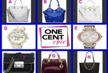 SUPER TUESDAY 2-25 / Amazing Choice Auction at 10 PM EST at OneCentChic.com Bags and Watches !!!