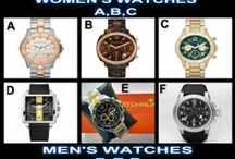 WATCH WEDNESDAY for Women AND Men / Great Watches Tonight from Marc by Marc Jacobs, Michael Kors, Hugo Boss, Stuhrling, and Zodiac  at OneCentChic.com 10 PM ET