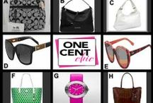 ALL WAYS CHIC / SPRING DESIGNER BAG OR FENDI SHADES OR MARC JACOBS WATCH