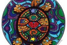 Vitrales y mosaicos / Arte en vidrio varios