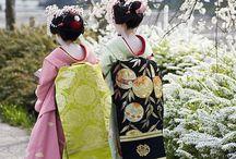 Kimonos y más / Japon y su cultura