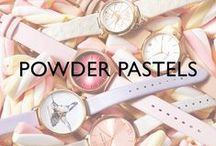 POWDER PASTELS / Hello pastels! Update your wardrobe with these pretty pastels from some of our favourite brands...which one would you pick?