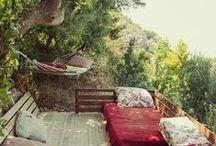 outdoor living / tuininspiraties