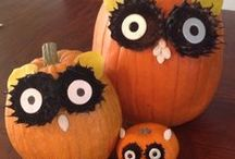 Inspirace na Halloween