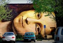 Graffiti and street art / by Carlota