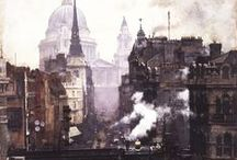 Steampunk environments