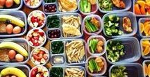 Healthy life / Tips for training and clean eating to have a healthier life