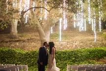 Wedding Inspiration / Be inspired! Your wedding should reflect the best of everything!