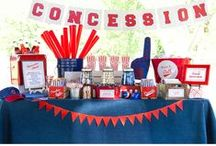 Concession Essentials / We have all of the concession essentials that you need to make your party, event or fundraiser a success! Cotton Candy, Popcorn, Frozen drinks and more!