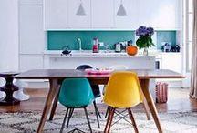 HD_Dining Room / Ideias de decoração na sala de jantar
