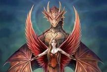Fairies and Dragons