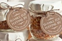 Party | Gift Favors / Party favors, thank you gifts