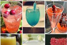 Cocktails / Alcoholic and Non-alcoholic drinks