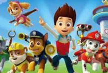 Paw Patrol Party Supplies / Join Chase, Marshall and the gang with our all new Paw Patrol Party Supplies  Paw Patrol Cartoon Nick JR English Game Movie PAW Patrol is a computer-generated, action-adventure preschool series starring a pack of six heroic puppies: Chase, Marshall, Rocky, Zuma, Rubble, and Skye, who are led by a tech-savvy 10-year-old boy named Ryder.