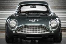 Aston Martin Classic Cars / Aston Martin Classic Cars