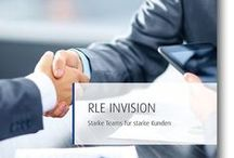 RLE INVISION / Teams of experienced individuals bringing the expertise to bear which they have accumulated in years of serving clients, having developed and expanded their skillsets within the RLE INTERNATIONAL Group. Our highly qualified specialists work to design tailored, cost-optimized solutions meeting the needs of national and international clients.
