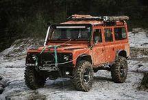 Land Rover Terrain / Land Rover