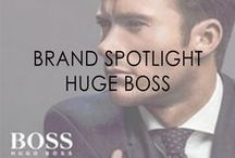 HUGO BOSS / Mens watches from Hugo Boss. See the full collection over on www.BoutiqueGoldsmiths.com