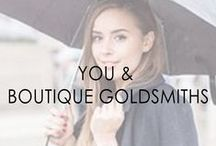 YOU & BOUTIQUE GOLDSMITHS / Our top picks of you wearing our Boutique Goldsmiths accessories!