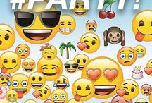 Emoji Party Supplies | Emoji Party Ideas / How to throw Emoji Party for that special person in your life. Here are tons of the coolest ideas for how to throw an emoji party that kids will love
