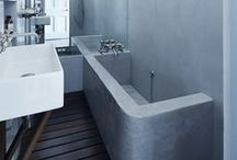 Bathrooms/Wet Rooms/WC by Mark Lewis Interior Design
