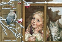 Winter / by Nancy Maynard