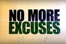 The most Effective way to Lose Weight is NOT Excuses  / You don't want to use excuses simply because it is not the most effective way to lose weight or get fit.