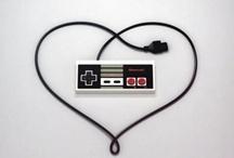 Nintendo Nostalgia / Living Room Fun / by Pearl Mrkrabsismydad