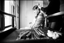 Bride Getting Ready / Wedding Reportage