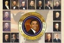 Presidents / by Nancy Maynard