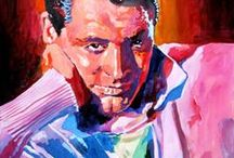 Cary Grant / by Nancy Maynard