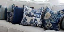 Cushions & Pillows / Cushions and pillows are such a great way to change your decor look. Decorative cushions and pillows, Designer, Custom