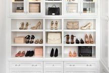 Wardrobes and Closets / walk in wardrobes, closets, dressing rooms, shoe storage