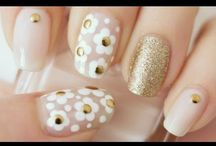 Cute nails style