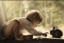 Teach Compassion / We believe that one of the best ways to protect children and animals -- and, on a broader scale, create a more humane world -- is through humane education that teaches kindness toward other people, animals and the environment.
