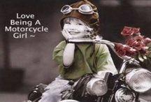 biker style / by Pamela Crist