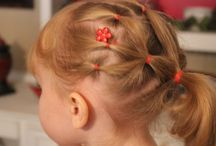 Toddler's Hair style