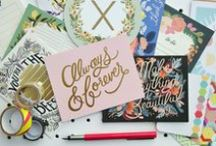 Stationery / Cute stationery including free printables, journals, planners, stickers, snail mail and anything else stationery related!