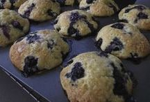 Fresh Baked Muffins / Muffins--good to eat anytime!