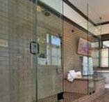 Interior Home Renovations / Inspirational Home Renovations using Jeffrey Court tiles!