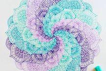 Doodles ✧ Mandalas