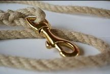 Dog Leashes we Love / Looking for a unique dog leash?  You've come to the right board. www.pawtreasures.com